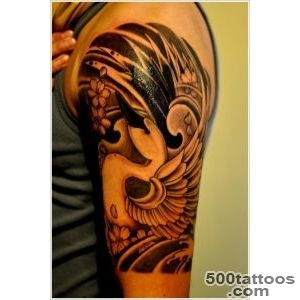 30+ Dazzling and Eye Catching Swan Tattoo Designs_7