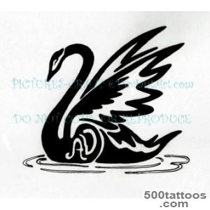 Pin Swans Heart Tattoo Making A on Pinterest_46