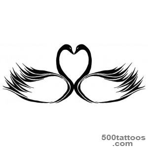 3a8806c846e55 Swan tattoo designs, ideas, meanings, images