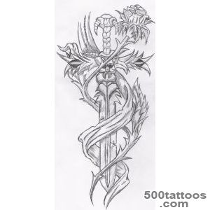 SWORD TATTOOS   Tattoes Idea 2015  2016_48