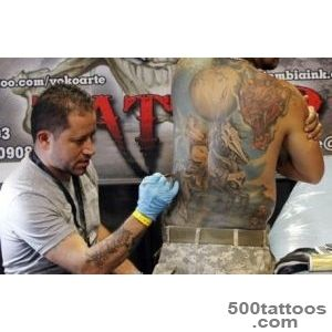 7 scary tattoo addicts Would you date one of them    Photo5 _31