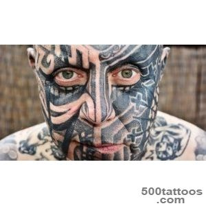 Extreme Tattoos My OCD Drove Me To Tattoo Addiction   YouTube_4
