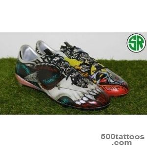 adidas F50 adiZero   LE Tattoo LoveHate Edition   YouTube_44