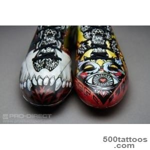 adidas Football Boots   adidas F50 adizero Tattoo Love Hate _5