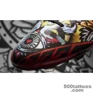 adidas Launch adizero f50 Tattoo Pack  Football Boots  Soccer Bible_25