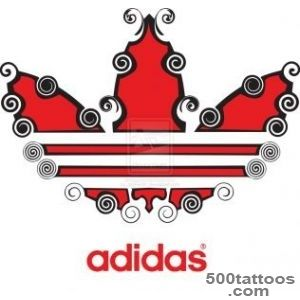 Adidas Tattoo Entry 7 By Jezzy Fezzy On Deviantart  KasKsu_13