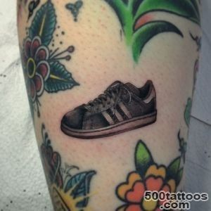Best Sneaker Tattoos  Sole Collector_22