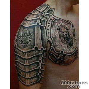 1000+ ideas about Armor Tattoo on Pinterest  Shoulder Armor _18