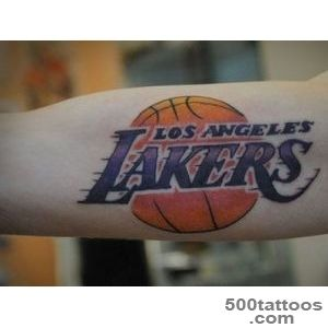 40+ Sporty Types of Basketball Tattoos — Famous Celebs_17