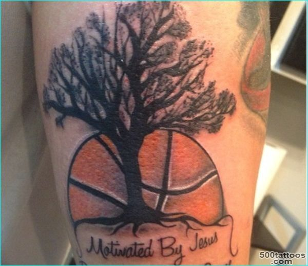 25 Basketball Tattoos_23
