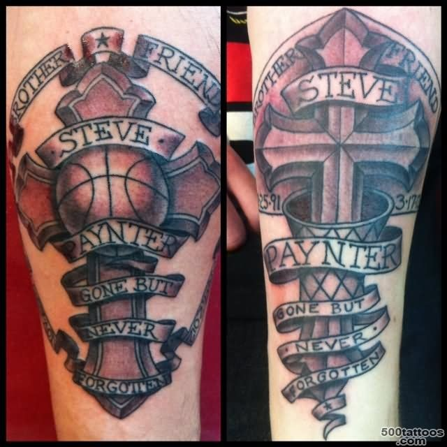 Basketball Tattoo Images amp Designs_45