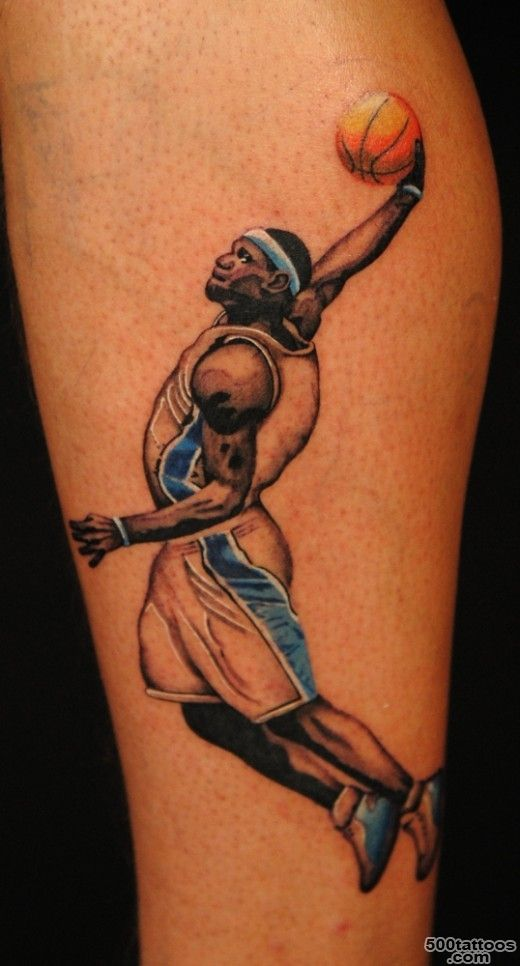 Basketball Tattoos_26