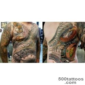 10 Expert Biomechanical Tattoo Artists  Illusion Magazine_23