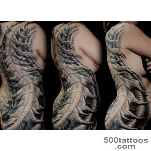 10 Expert Biomechanical Tattoo Artists  Illusion Magazine_50