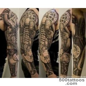 25 Awesome Steampunk tattoo designs  Art and Design_31