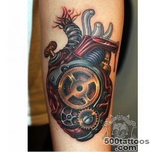 148 Biomechanical Tattoo for Geeks_42