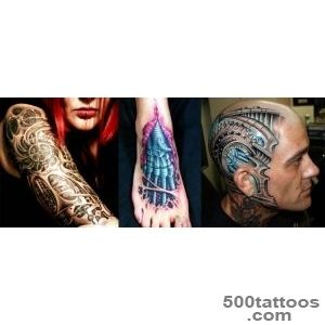 Tattoo Styles Guide Biomechanical Tattoos  _11