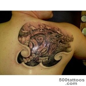 Boar Tattoo Images amp Designs_9