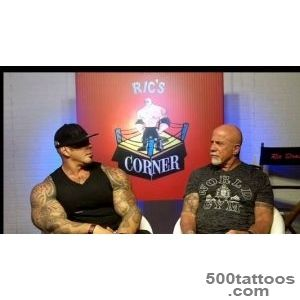 Tattoos in Bodybuilding   YouTube_9