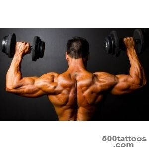 Bodybuilder with a tattoo wallpapers and images   wallpapers _49
