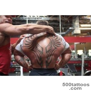 bodybuilding Bodybuilding and Tattoos_12