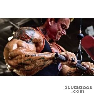 BodyBuilding For Youngster Bodybuilding and Tattoos_10