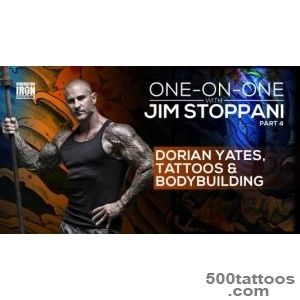 Dorian Yates, Tattoos amp Bodybuilding  One on One With Jim _20
