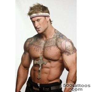 Inked Hunk Bodybuilders   Pictures Collection  Bodybuilding and _11