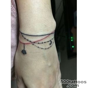 1000+ ideas about Bracelet Tattoos on Pinterest  Ankle Bracelet _2