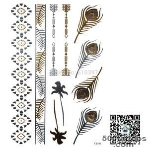 Aliexpresscom  Buy 1pclotTJ017,Metallic Temporary Tatoo _47