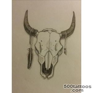 Pin Animals Buffalo Art Animal Tattoo Bison on Pinterest_33
