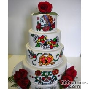 12 Tattoo Inspired Cakes_2