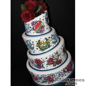 1000+ ideas about Tattoo Cake on Pinterest  Skull Cakes, Cakes _1
