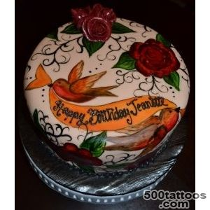 Tattoo Cake   Cake Blog   Piece of Cake Bakery_17
