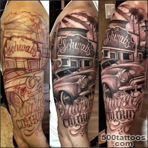 Best Car Tattoos  Women Styler_28