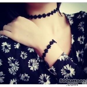 Aliexpresscom  Buy 1pc korean charms sweet trendy colar black _39