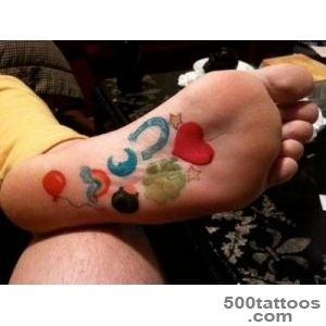 Lucky charms foot tattoo by eddiesnacks on DeviantArt_10