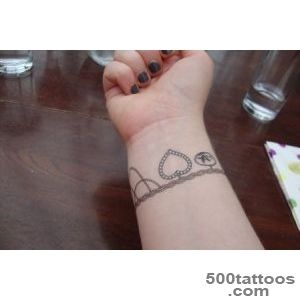 Tattoos on Pinterest  Lace Tattoo, Charm Bracelet Tattoo and _40