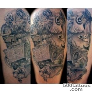 Tattoos Pics Clowns_15
