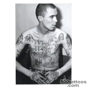 Deciphering The Code Of Soviet Prison Tattoos [17 Photos] – The _22