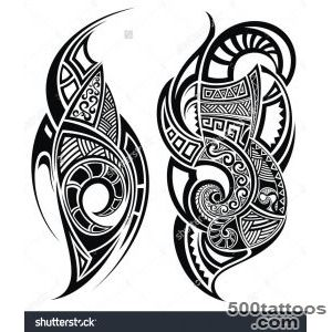 Polynesian Tattoo Stock Photos, Images, amp Pictures  Shutterstock_18