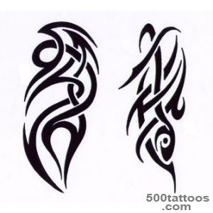 tribal tattoo design img26 1,217?1,091 pixels  Tattoos _32