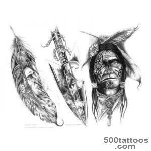 29+ Nice Wolf Girl Tattoo Designs_47