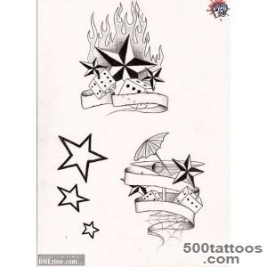 Dice Gambling Tattoo Design   Tattoes Idea 2015  2016_19