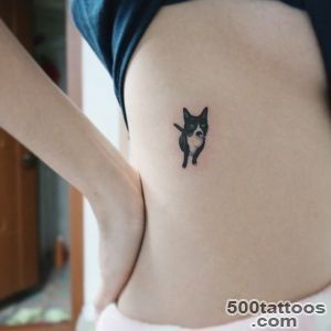 28 Awesome Cat, Dog, And Other Animal Tattoos To Inspire You_40