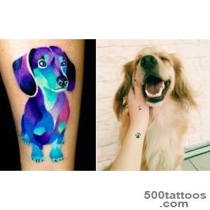 30 Of The Most Drool Worthy Dog Tattoos We#39ve Ever Seen   BarkPost_45