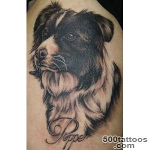 Dog Tattoos, Designs And Ideas_12