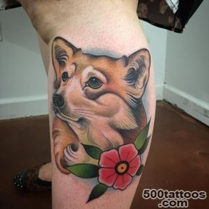 Dog Tattoos, Designs And Ideas_26