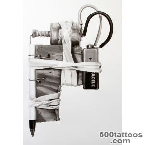Captive Imagination Terrifying DIY Prison Tattoo Machines  Urbanist_24