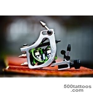 Rotary tattoo machine vs coil  Rotary Tattoo Machines_33